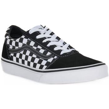 Sapatos Rapaz Sapatilhas Vans PVJ Y ATWWOD CHECHERED Nero