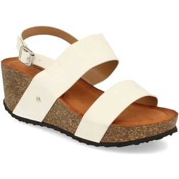 Sapatos Mulher Sandálias Tony.p BQ07 Blanco