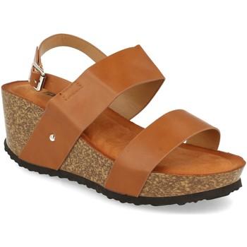 Sapatos Mulher Sandálias Tony.p BQ07 Camel