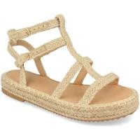 Sapatos Mulher Sandálias Tephani TF2233 Beige