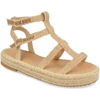 Sapatos Mulher Sandálias Tephani TF2233 Camel