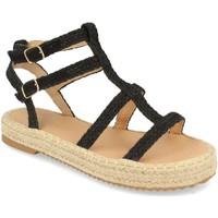 Sapatos Mulher Sandálias Tephani TF2233 Negro