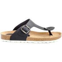 Sapatos Mulher Sandálias Colour Feet MITJANA Preto