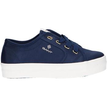 Sapatos Mulher Sapatilhas Gant 20539441 LEISHA Azul