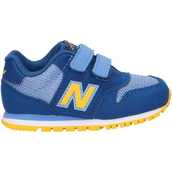 Sapatos Criança Multi-desportos New Balance IV500TPL Azul