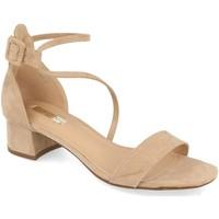 Sapatos Mulher Sandálias Buonarotti 1LL-0161 Beige