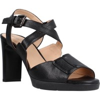 Sapatos Mulher Sandálias Geox D ANNYA HIGH Preto