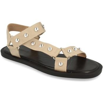 Sapatos Mulher Sandálias Buonarotti 1DB-1148 Beige