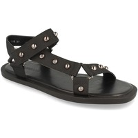 Sapatos Mulher Sandálias Buonarotti 1DB-1148 Negro