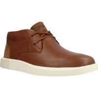 Sapatos Homem Sapatos Camper BILL Marron