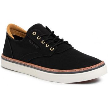 Sapatos Sapatilhas Gant PREPVILLE BLK Preto