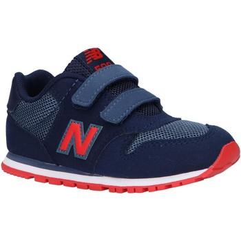 Sapatos Rapaz Multi-desportos New Balance IV500TPN Azul