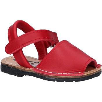 Sapatos Criança Sandálias Garatti 099 Rojo