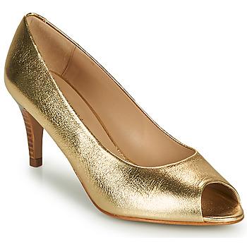 Sapatos Mulher Escarpim JB Martin PARMINA Ouro