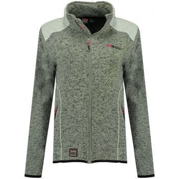 Textil Mulher Casaco polar Geographical Norway  Cinza