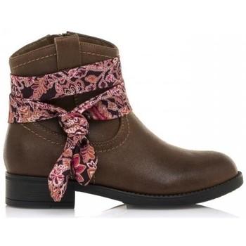 Sapatos Criança Botas baixas MTNG BOTIN  48076 Castanho