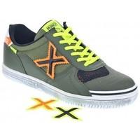 Sapatos Criança Sapatilhas Munich G-3 SWITCH 130 1511130 Verde