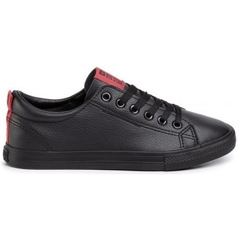Sapatos Mulher Sapatilhas Big Star DD274687 Preto