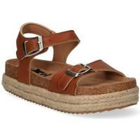 Sapatos Rapariga Sandálias Xti 55814 castanho