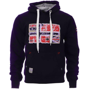 Textil Homem Sweats Geographical Norway  Azul