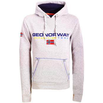 Textil Homem Sweats Geographical Norway  Cinza