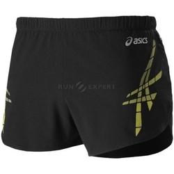 Textil Mulher Shorts / Bermudas Asics Startowe Speed Short Preto