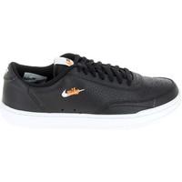Sapatos Sapatilhas Nike Court Vintage Noir Blanc 1010219400019 Preto