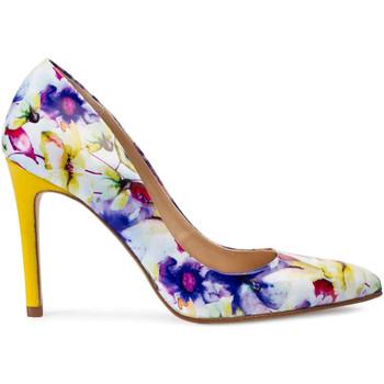 Sapatos Mulher Escarpim Paco Gil IRIS Azul