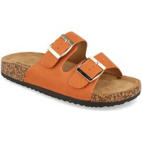 Sapatos Mulher Chinelos Buonarotti 1AY-1056 Naranja