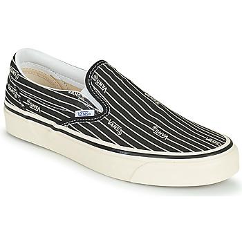 Sapatos Mulher Sapatilhas Vans UA CLASSIC SLIP ON 9 Preto