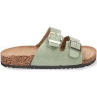 Sapatos Mulher Chinelos Buonarotti 1AY-1056 Verde