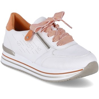 Sapatos Mulher Sapatilhas Remonte Dorndorf D131380 Branco
