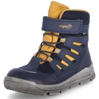 Sapatos Criança Sapatilhas de cano-alto Superfit Mars Azul