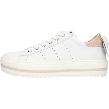 Sapatos Rapariga Sapatilhas NeroGiardini E031570F Branco