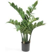 Casa Plantas e Flores Artificiais  Emerald Planta artificial 70 cm Verde