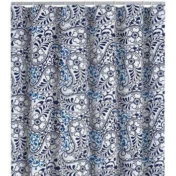 Casa Cortinados Ridder Cortina para o duche Azul