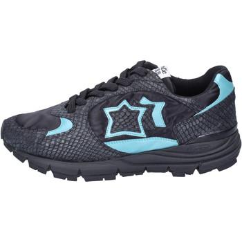 Sapatos Mulher Sapatilhas Atlantic Stars BJ503 Preto