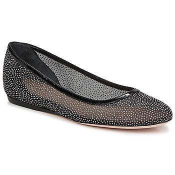 Sapatos Mulher Sabrinas Sebastian GLIME Preto