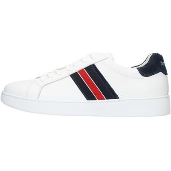 Sapatos Homem Sapatilhas NeroGiardini E102011U Branco