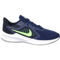 Sapatos Homem Sapatilhas Nike Downshifter 10 Azul marinho
