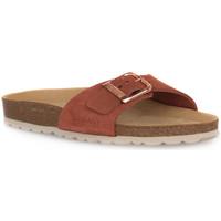 Sapatos Mulher Chinelos Grunland MATTONE 70SARA Marrone