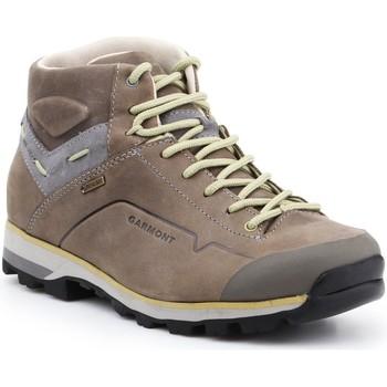 Sapatos Mulher Sapatos de caminhada Garmont Germont Miguasha Nubuck GTX A.G. W 481249-612 brown, grey