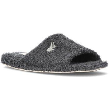 Sapatos Homem Chinelos Vulladi CASA SLIPPERS  ECORRIZO 6850B MAN MARENGO