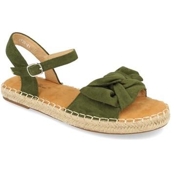 Sapatos Mulher Sandálias Milaya 2M10 Kaki