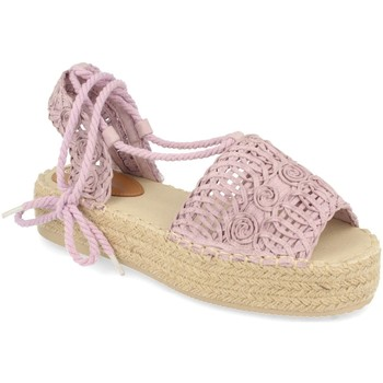 Sapatos Mulher Alpargatas Milaya 3S3 Lila