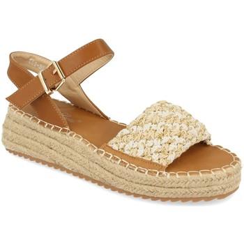 Sapatos Mulher Alpargatas Milaya 3S4 Beige