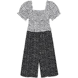 Textil Rapariga Macacões/ Jardineiras Mayoral  Negro