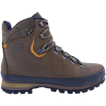 Sapatos Homem Sapatos de caminhada Meindl Botas  Paradiso MFS Gore-Tex 2997-10 Castanho