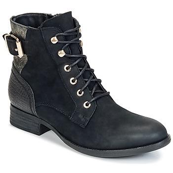 Sapatos Mulher Botas baixas Aldo SAYDDA Preto
