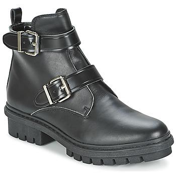 Sapatos Mulher Botas baixas Aldo ANNE Preto
